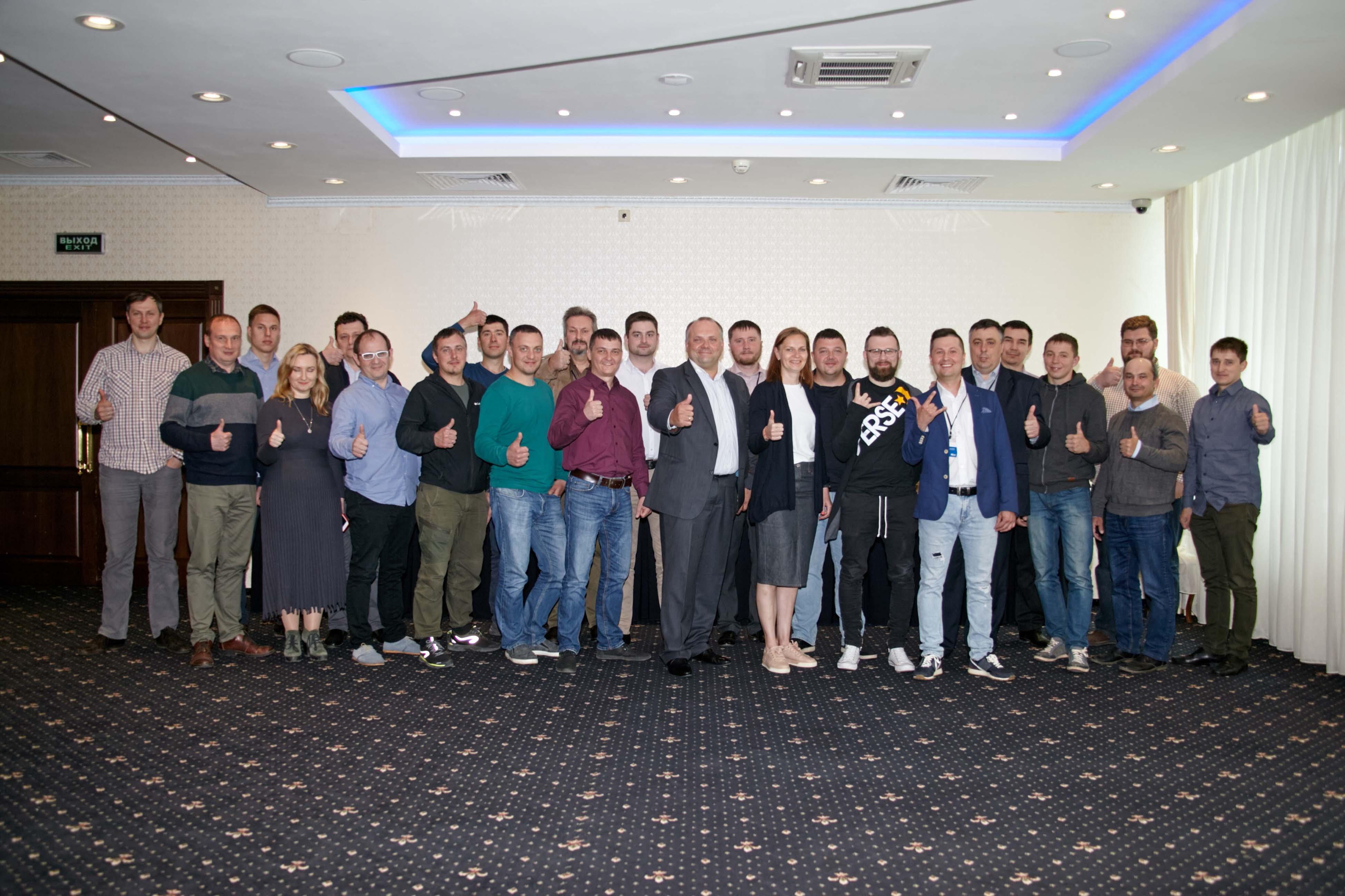 Ежегодное мероприятие Big Nice Day 2019 в Екатеринбурге — состоялось!