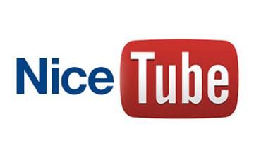 1Обновленный официальный YouTube канал Nice!
