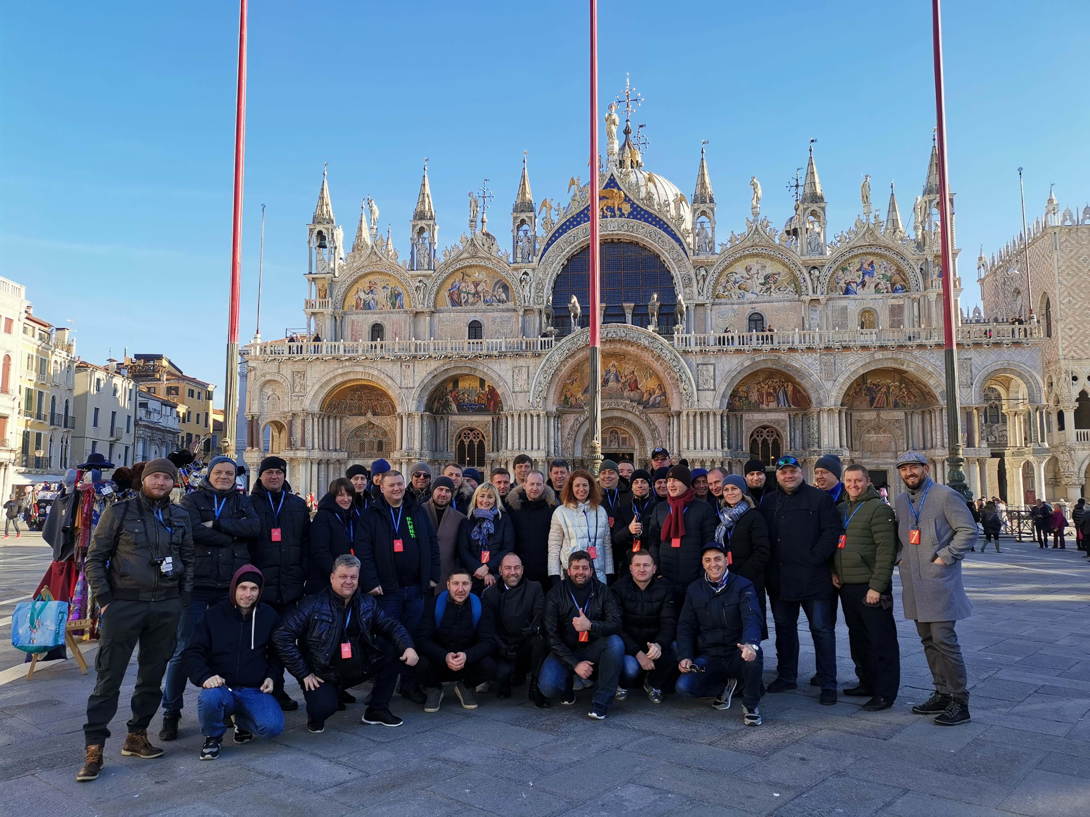Nice Journey 2019 — Привет, Италия!