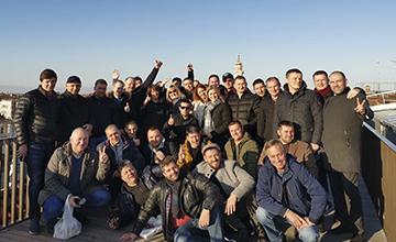 1Nice Journey 2019 - Привет, Италия!
