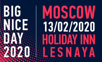 1Big Nice Day Moscow 13/02/2020
