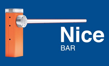 1НОВОЕ ВИДЕО НА КАНАЛЕ Nice! Подключение, настройка и программирование шлагбаумов Nice серии BAR.